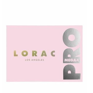 🆕 LORAC Mega Pro Palette 4 - LIMITED EDITION